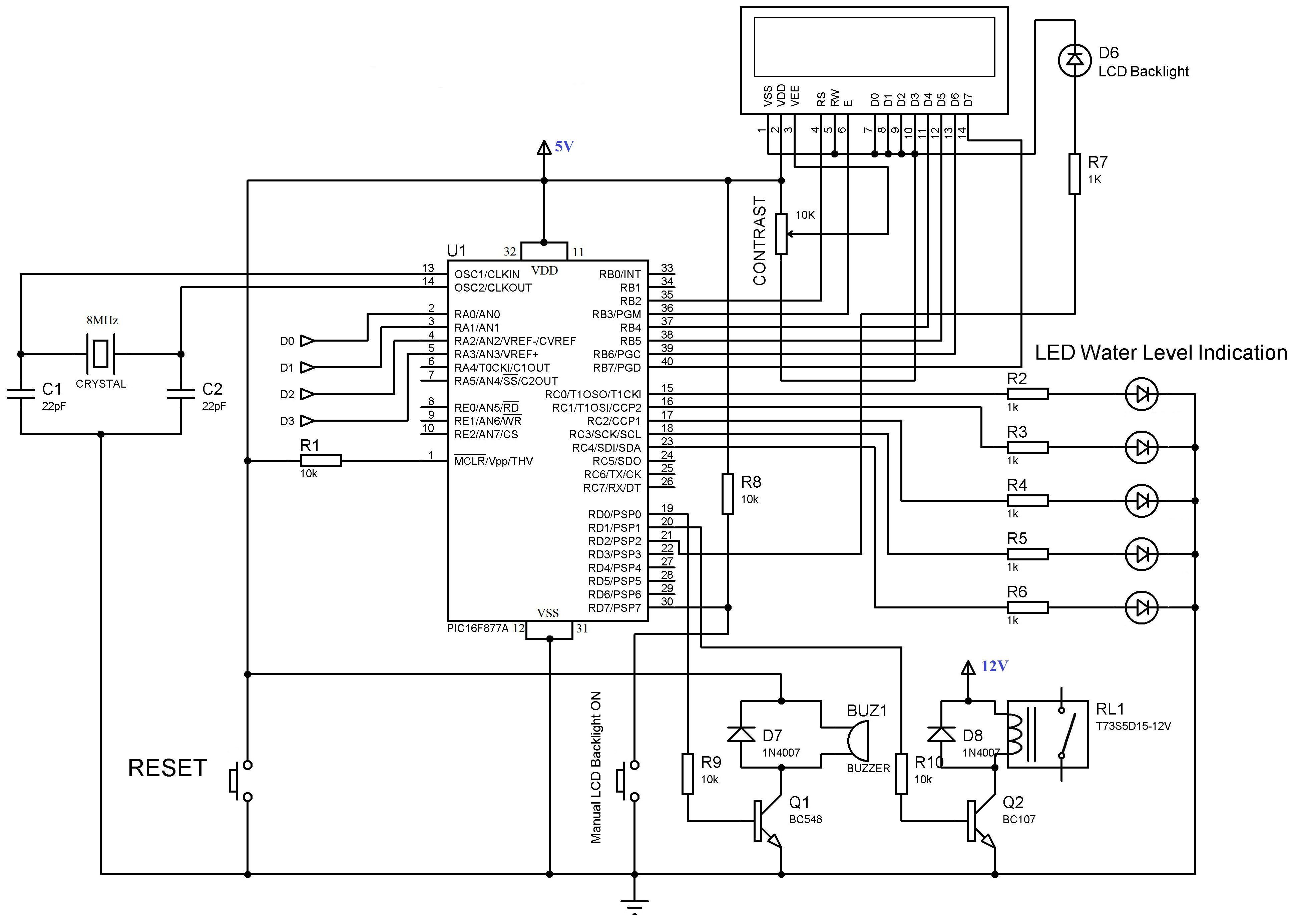 pin piezo circuits on pinterest