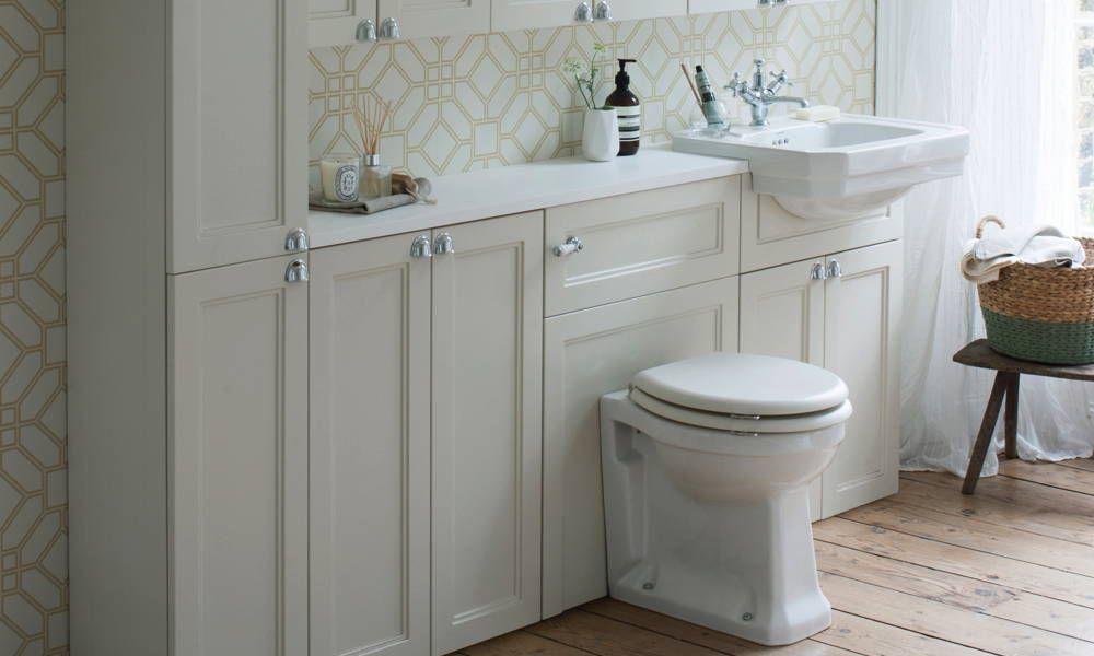 Inbouwmeubelen Badkamer Burlington Bathrooms Klassiek Sanitair Magnificent Bathroom Burlington Ideas