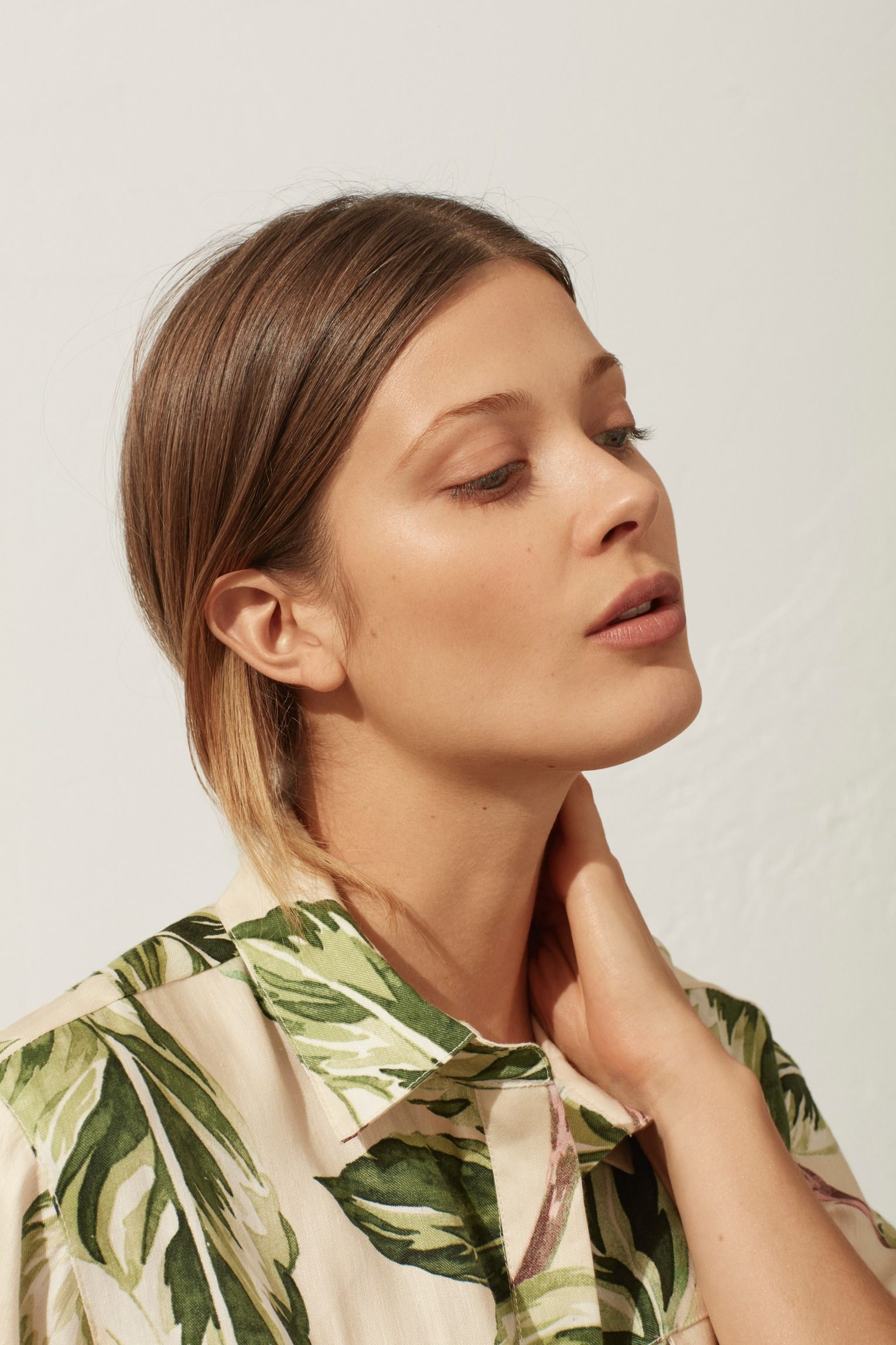 Tropics state-of-mind in a summer-perfect print.