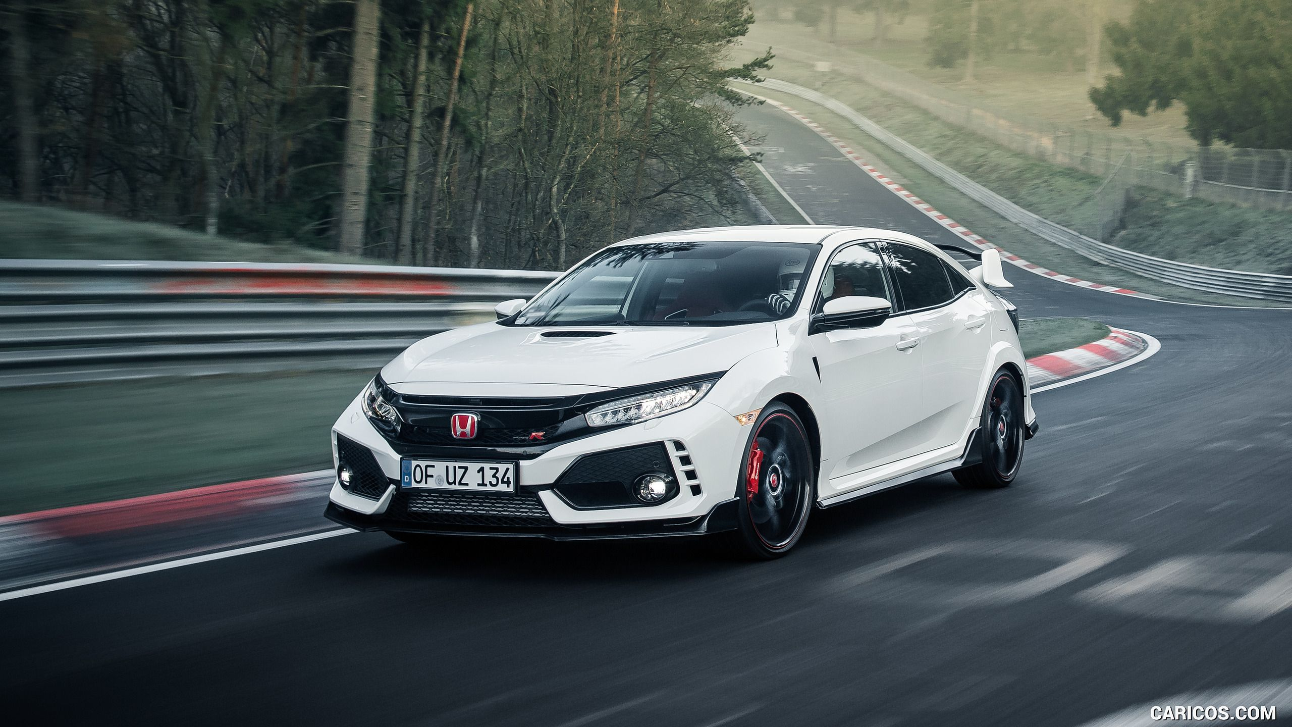 Honda Civic Type R Wallpaper High Quality Resolution 1iq Cars
