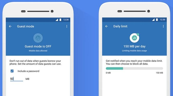 Google's Datally datasaver app gets daily limits guest