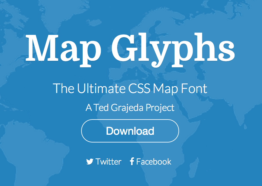Map Glyphs Map, Map icons, Map vector