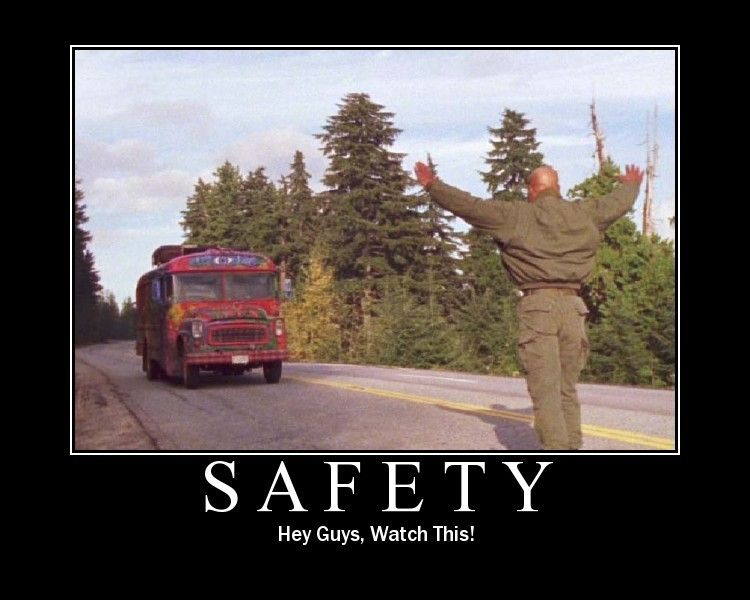 Famous Last words.   Safety Humor   Funny pictures, Famous ...