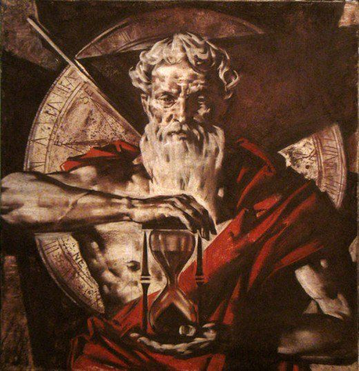 Chronos god of time father of Zeus | Mythology tattoos, Greek mythology  tattoos, Greek mythology art