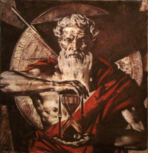 Chronos god of time father of Zeus | Mythology tattoos, Greek mythology tattoos, Greek mythology art