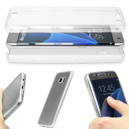 Samsung Galaxy S6 Handyhülle von Original Urcover® in der TPU Ultra Slim 360 Grad Edition Galaxy S6 Schutzhülle Case Cover Etui Klar [DEUTSCHER FACHHANDEL] 6,90€