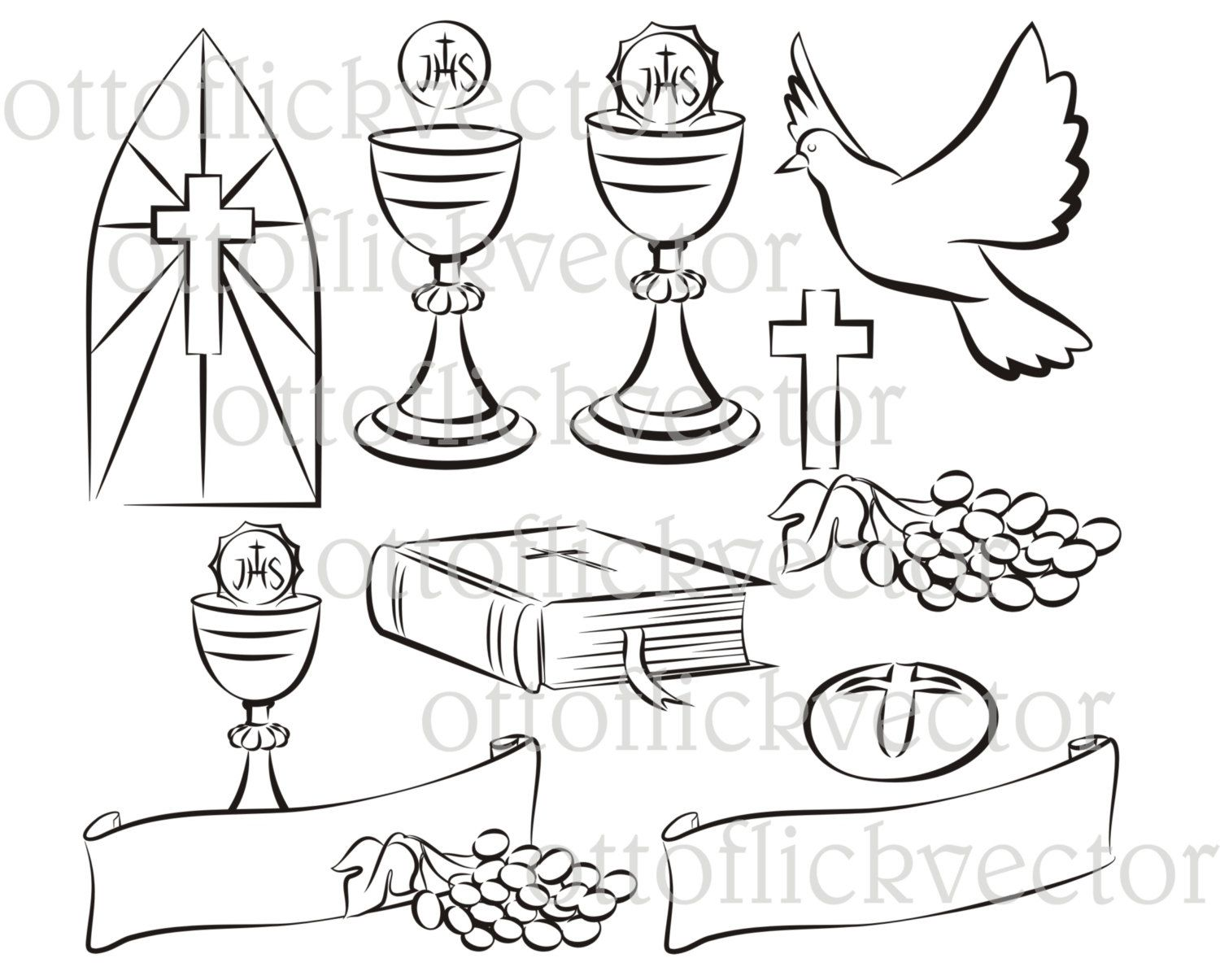 medium resolution of vector clipart for printing designing your own project and more you will receive zip file