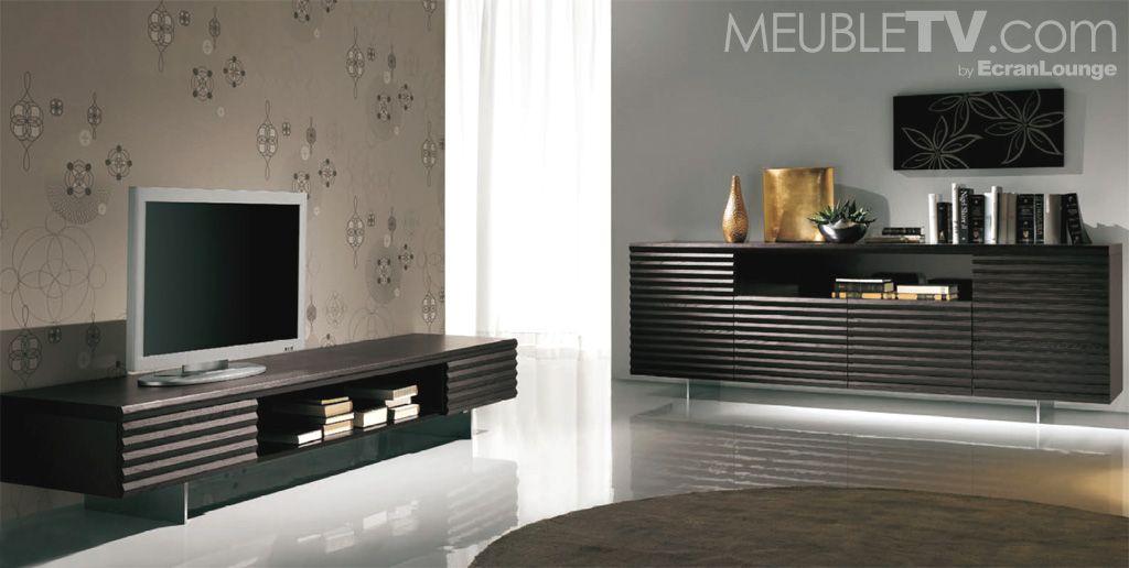 la marque italienne doimo prsente son meuble tv mama un meuble tv design et sobre en chne massif dcouvrez une marque synonyme de charme - Meuble Tv Contemporain Design Italien