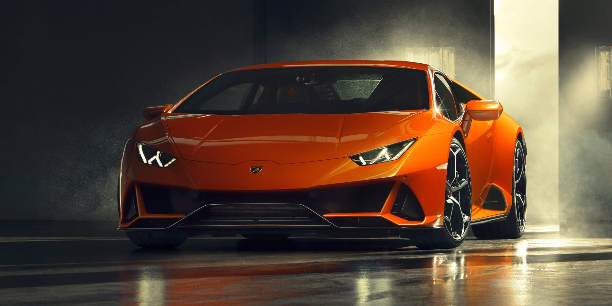 The Lamborghini Huracan Evo Lands With New Aero Upgrades And