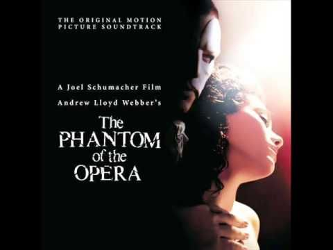 The Phantom Of The Opera 2004 Movie Soundtrack The Music Of