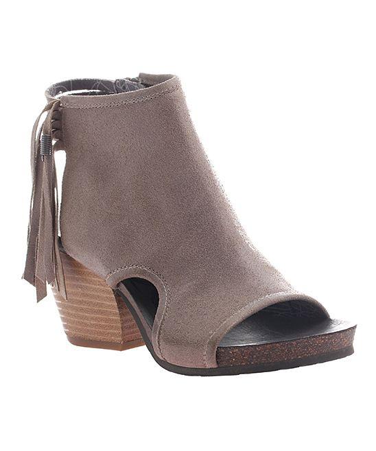 Stone Free Spirit Leather Sandal