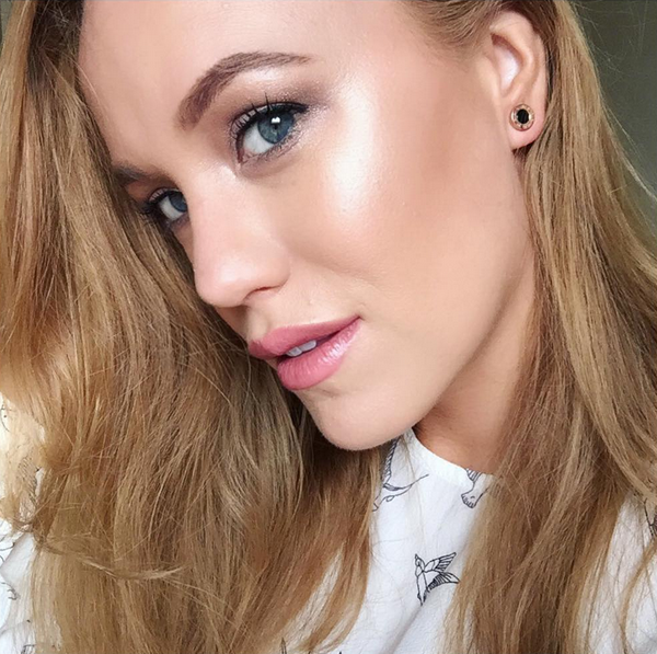 A day in the life of Ash Quinn, MUA and beauty blogger