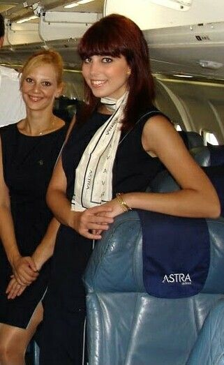 Astra Airlines Cabin Crew