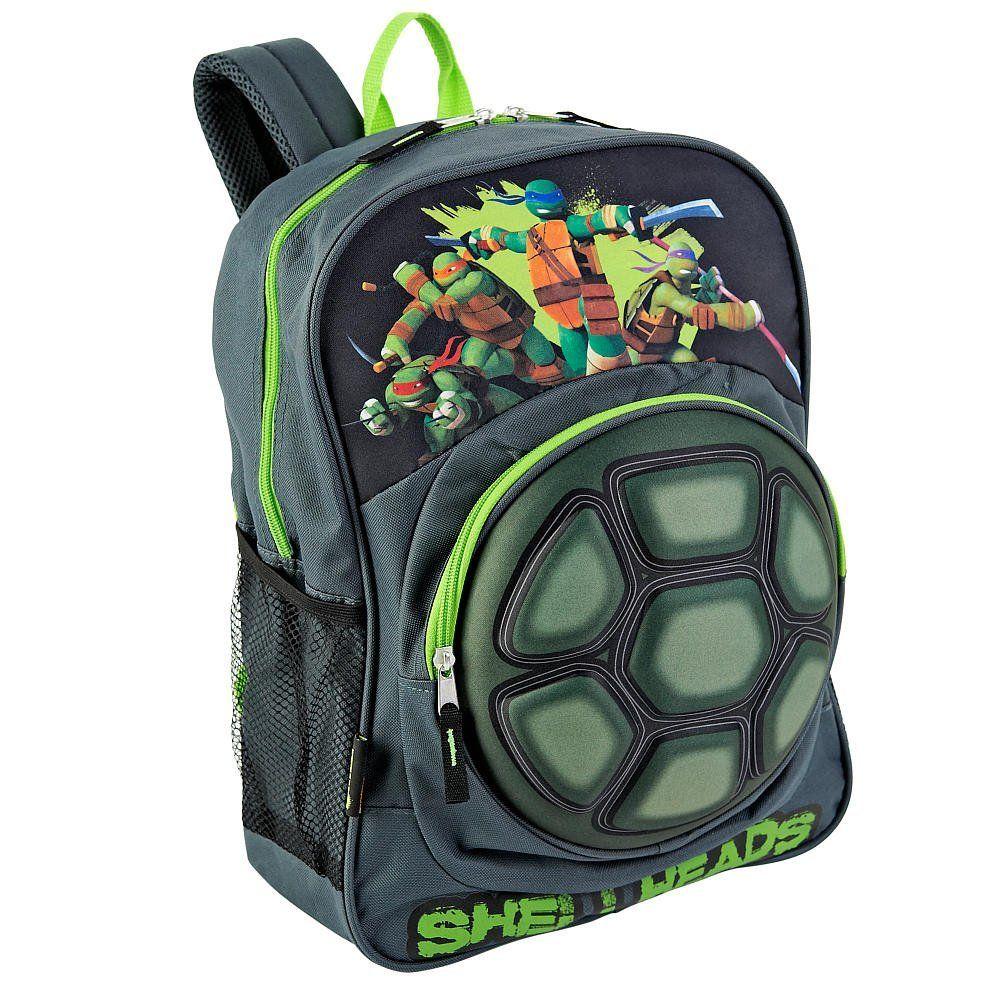 37e6e93cc6a Amazon.com: Teenage Mutant Ninja Turtles Backpack: Toys & Games ...