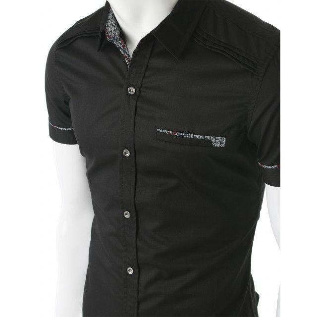 Doublju Short Sleeve Shirt (CMTSTS07)