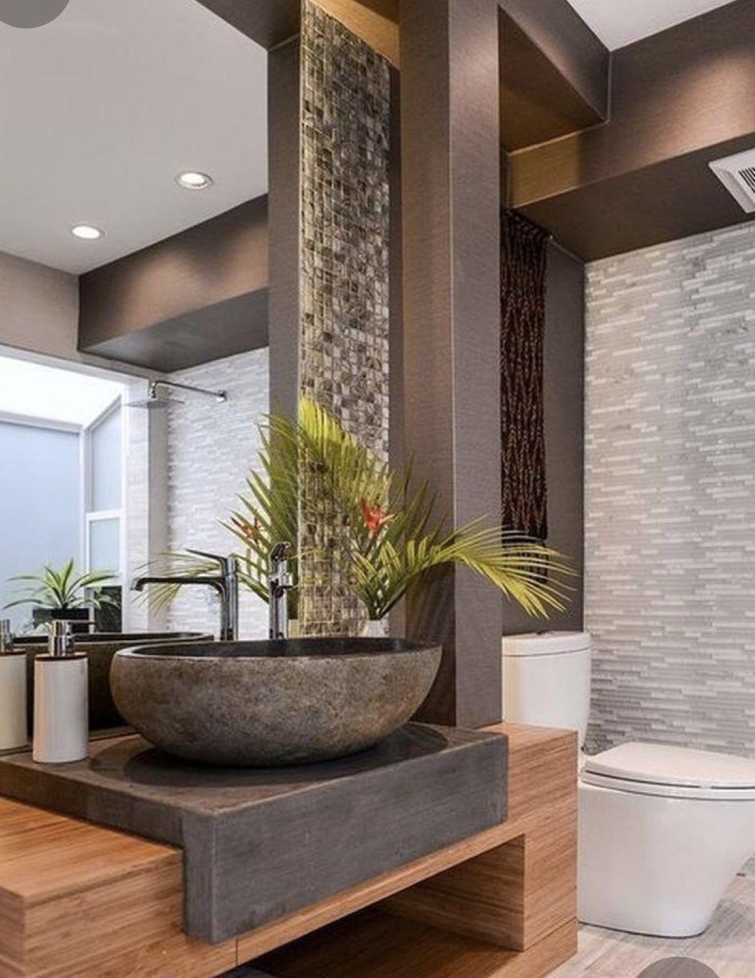 Pin de Gabipin en Guest bathroom en 2020 | Decoracion de ...