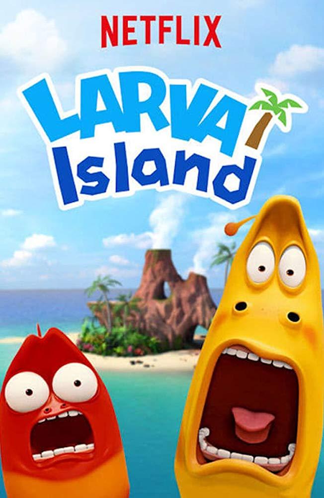 Larva Island (2018) ภาพวาด