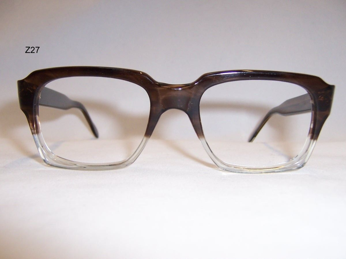 e044b7a7fa Vintage 1960 s Rocking two tone spectacles - Vintage Glasses - Dead Men s  Spex