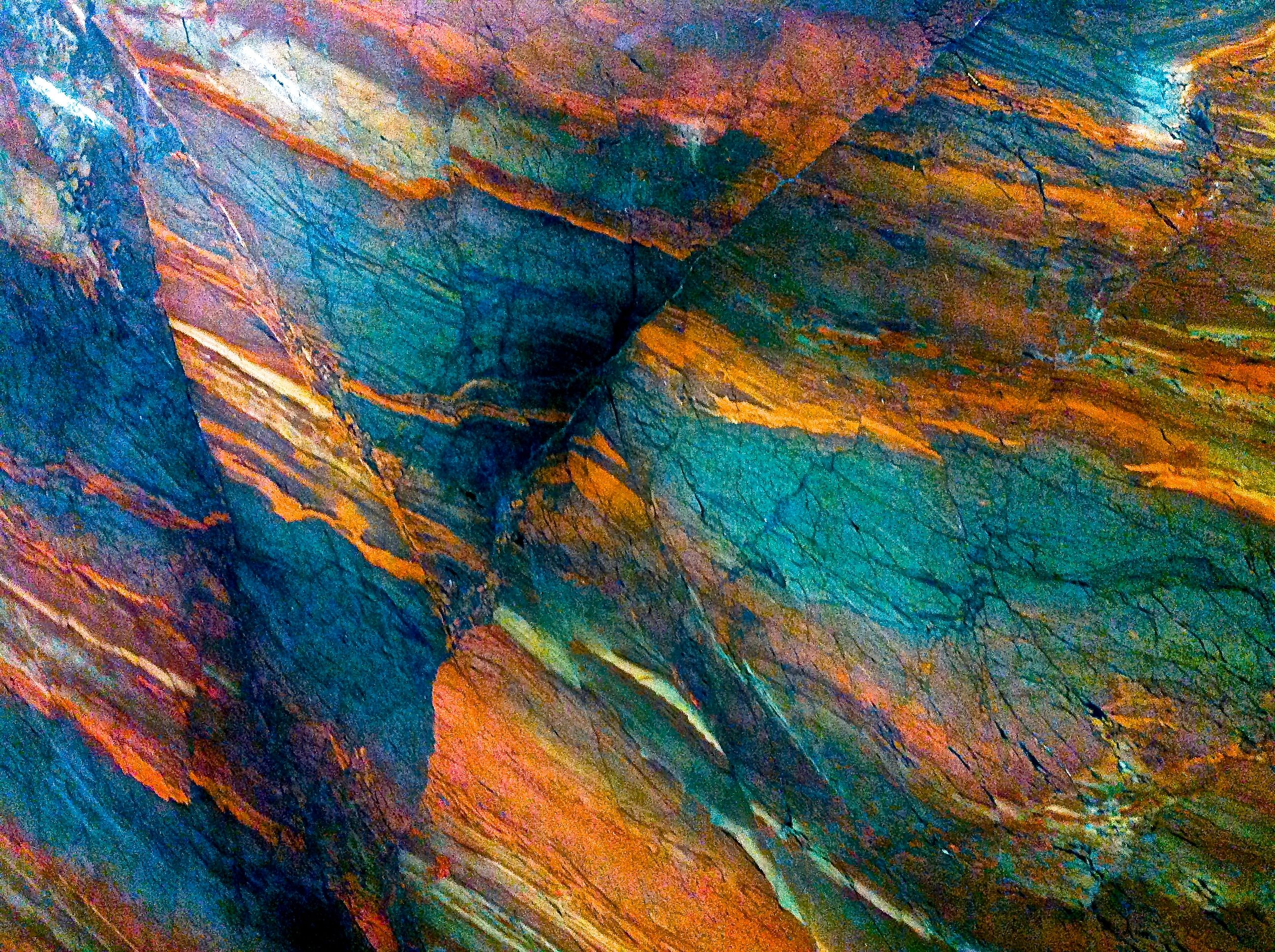 Another Crazy Beautiful Granite Slab Pattern