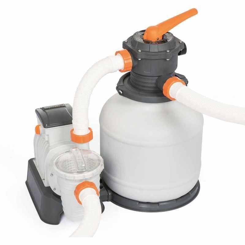 Pompe A Sable Filtre 58499 Flowclear Bestway De 7570 L H Pour