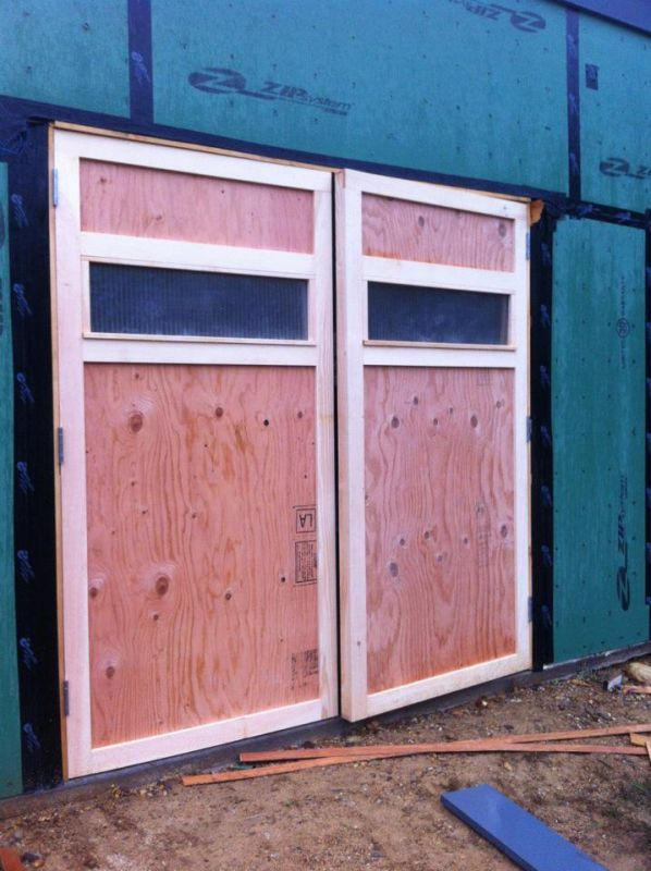 Carriage Door Hinge Suggestions Carriage Doors Door Hinges Exterior Barn Doors