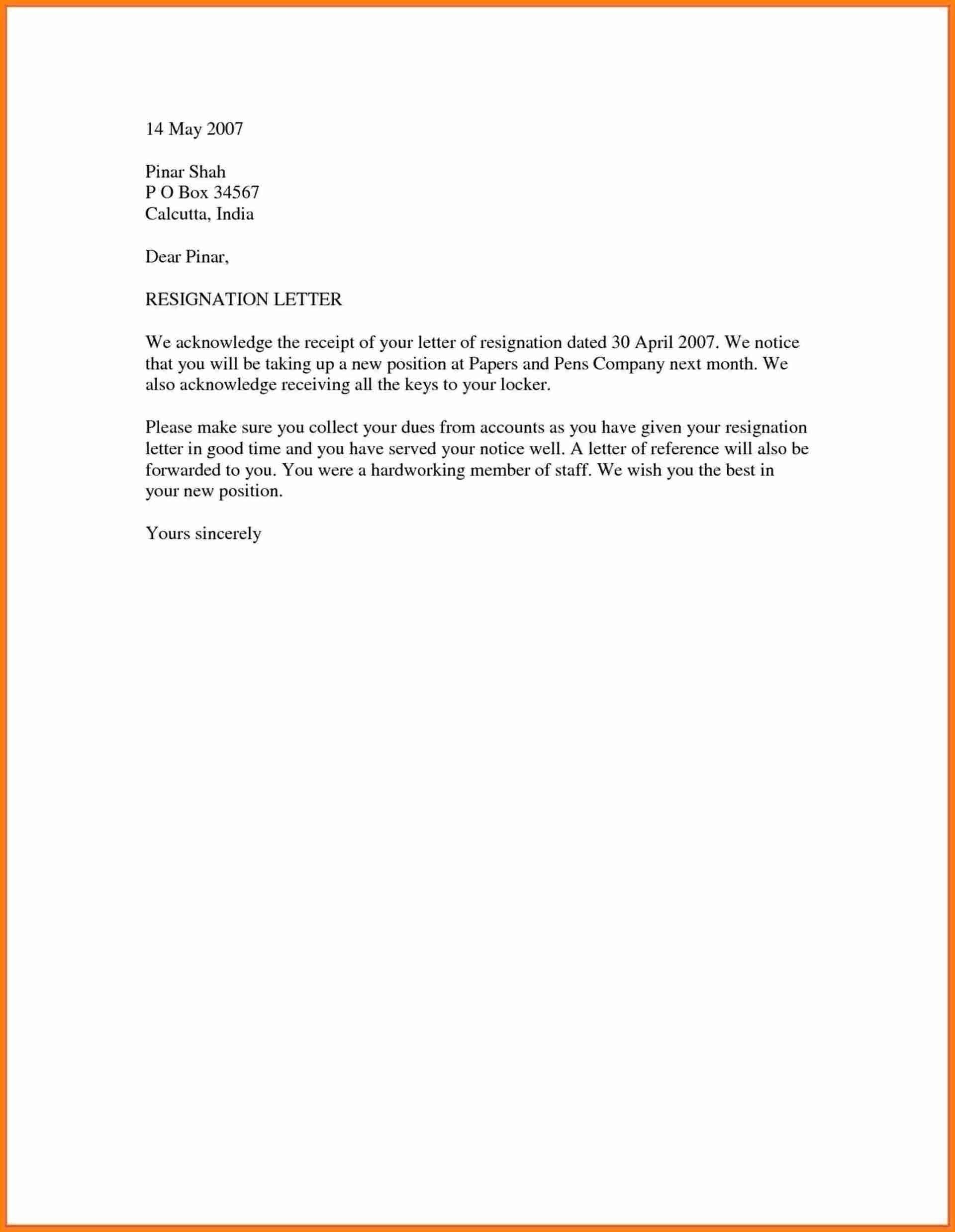 Letter Of Resignation Template What Should You Write Resignation Letter Resignation Letter Format Resignation Template