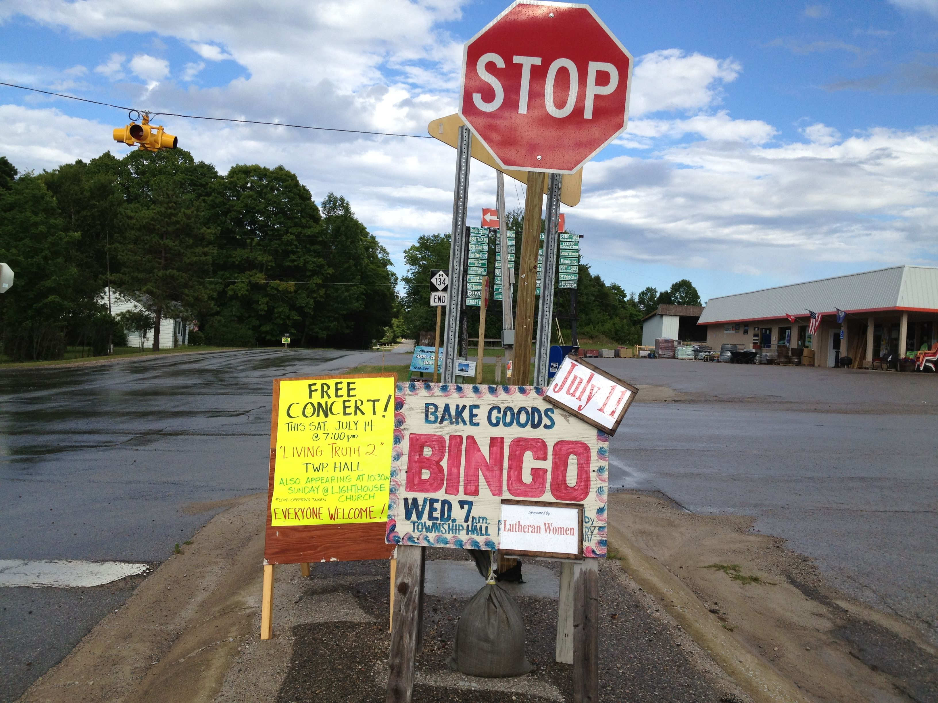 Bingo Drummond