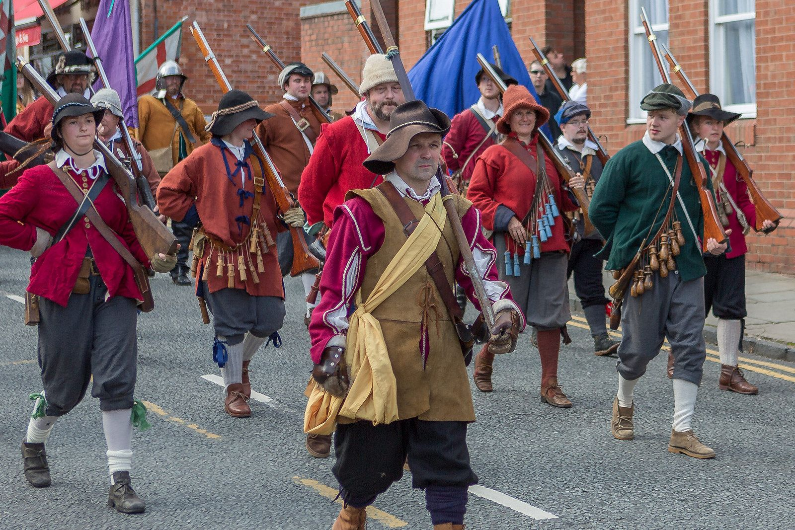 20150829-Sealed Knot-037 | by ScoopzUK