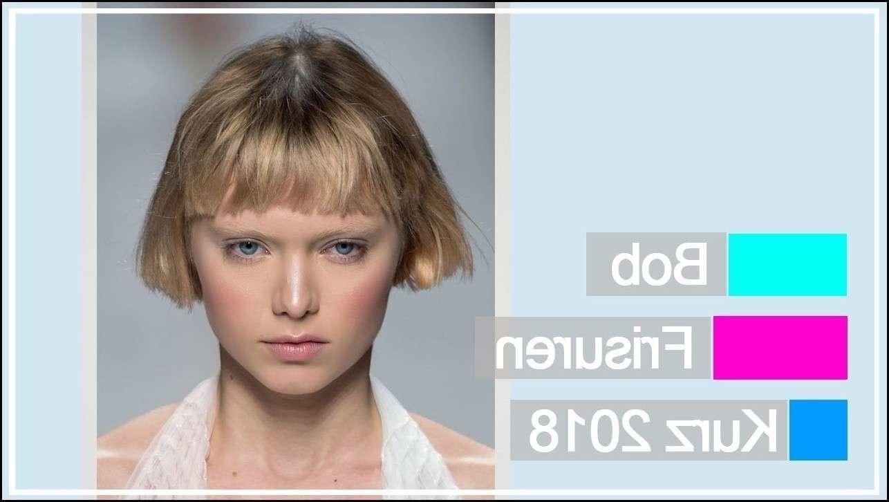 Youtube Frisuren Bob Unique Beste Kurze Bob Frisuren 2018 Für Schöne