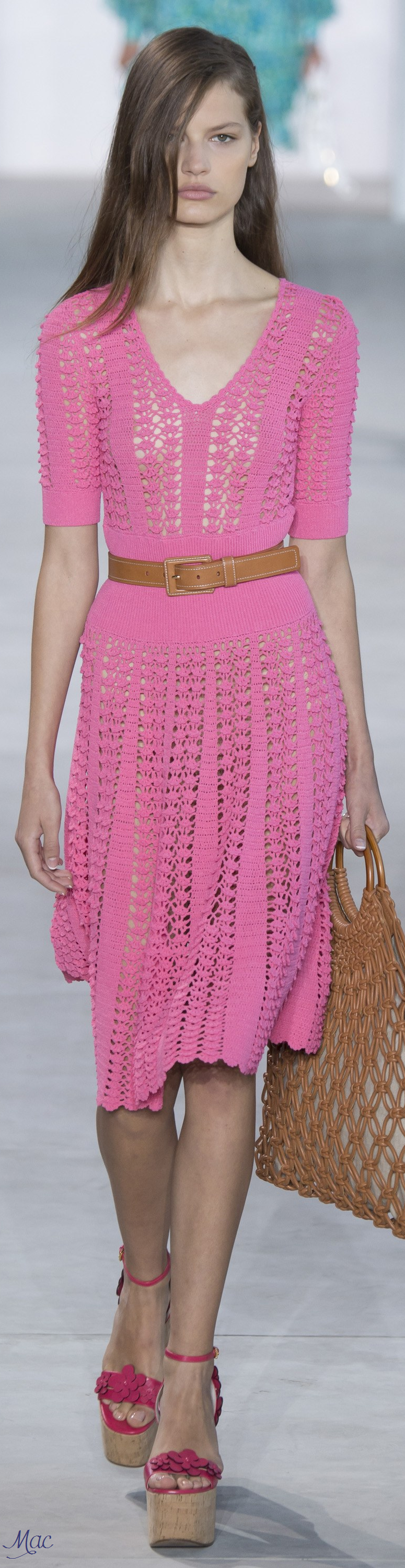 Spring 2017 Ready-to-Wear Michael Kors Collection | CROCHET ...