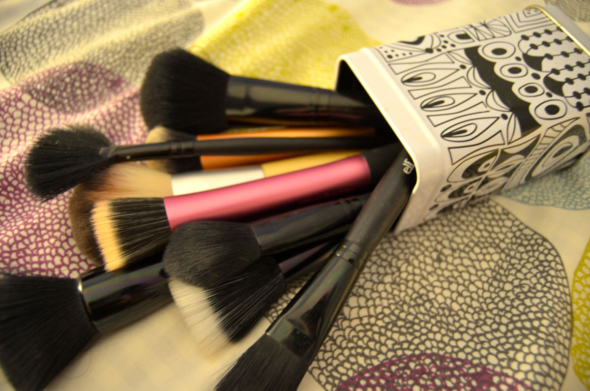 How to Clean Your Makeup and Accessories Makeup, Makeup