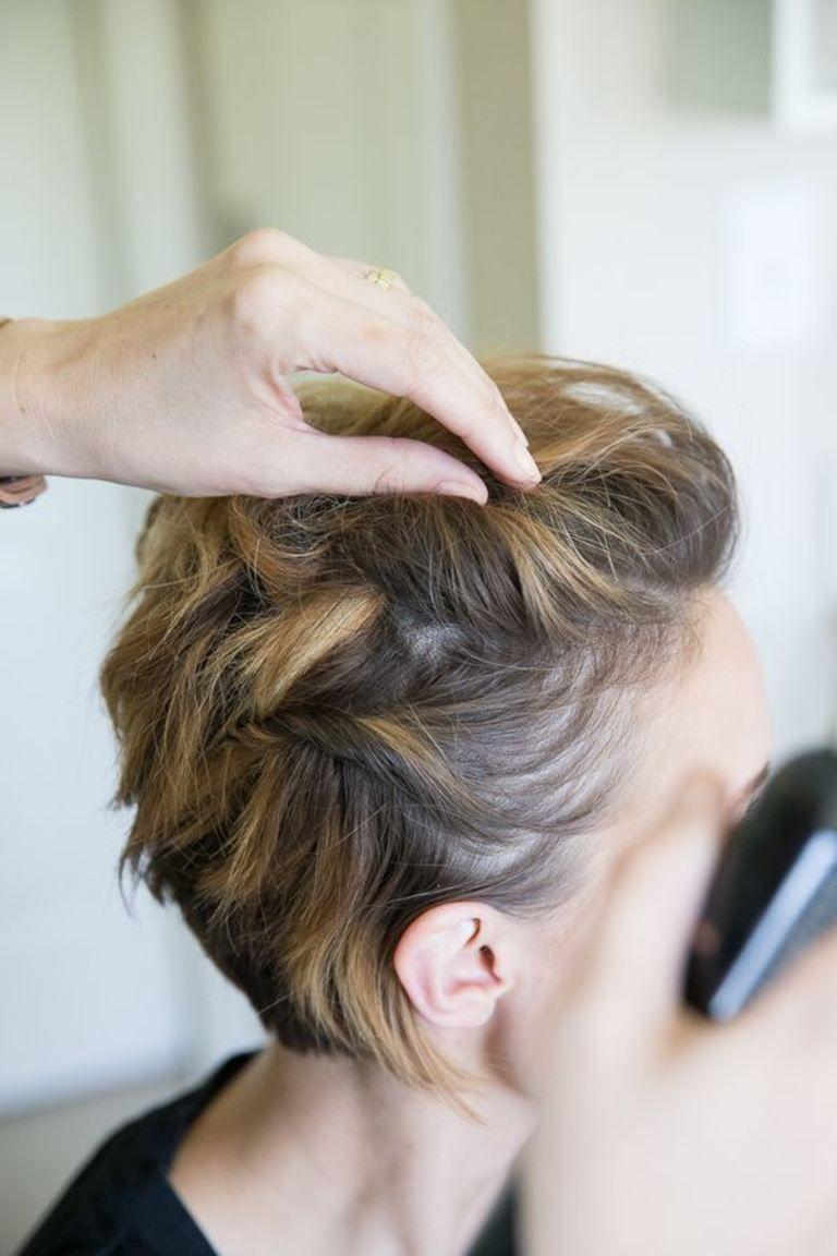 Wedding Hairstyles For Short Hair Tutorials - Photos Style ...