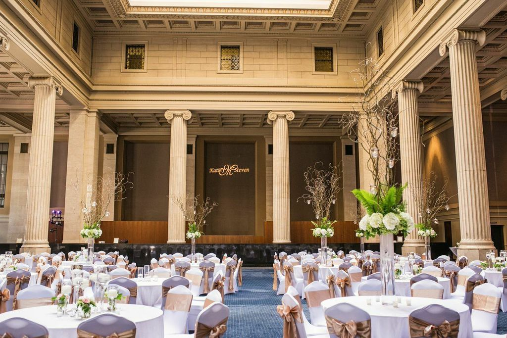 Wedding Decor Southern Event Planners Memphis Weddings The Columns Elegant Table
