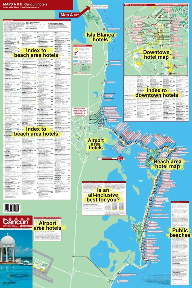 These Maps From Map Are Awesome For Trips To Cancun Isla Cozumel Playa Del Carmen And Surrounding Areas