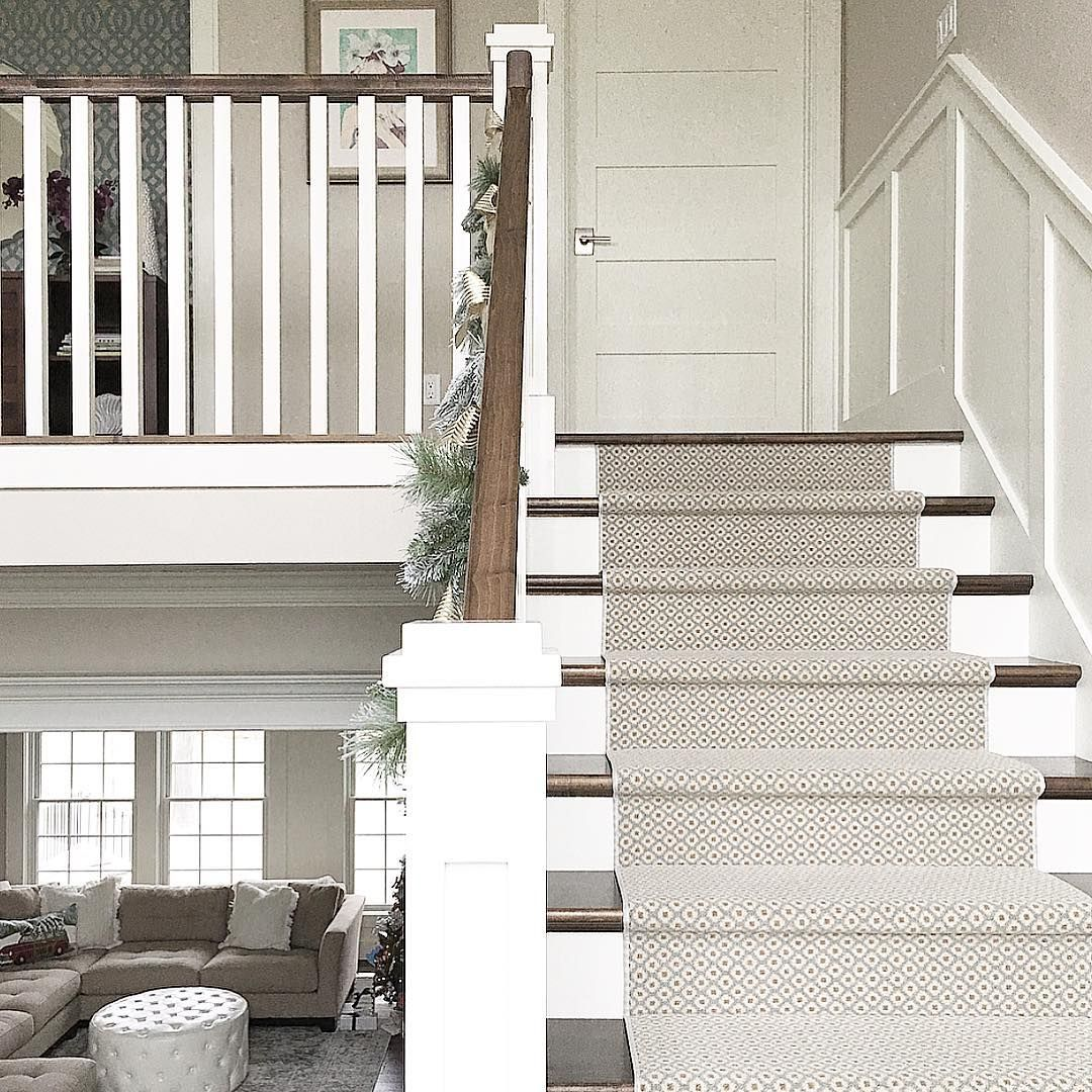 80 Modern Farmhouse Staircase Decor Ideas 64: My Home Design, Home Design Decor