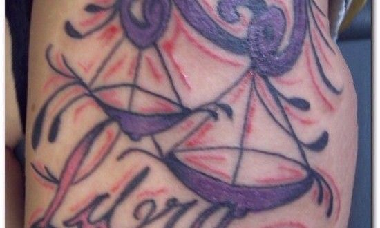 Here is another cool and lovely Zodiac sign, the Libra. The Libra tattoo designs are very common and popular because of either the beautiful tattoo design. http://tattootats.com/libra-tattoo-designs/