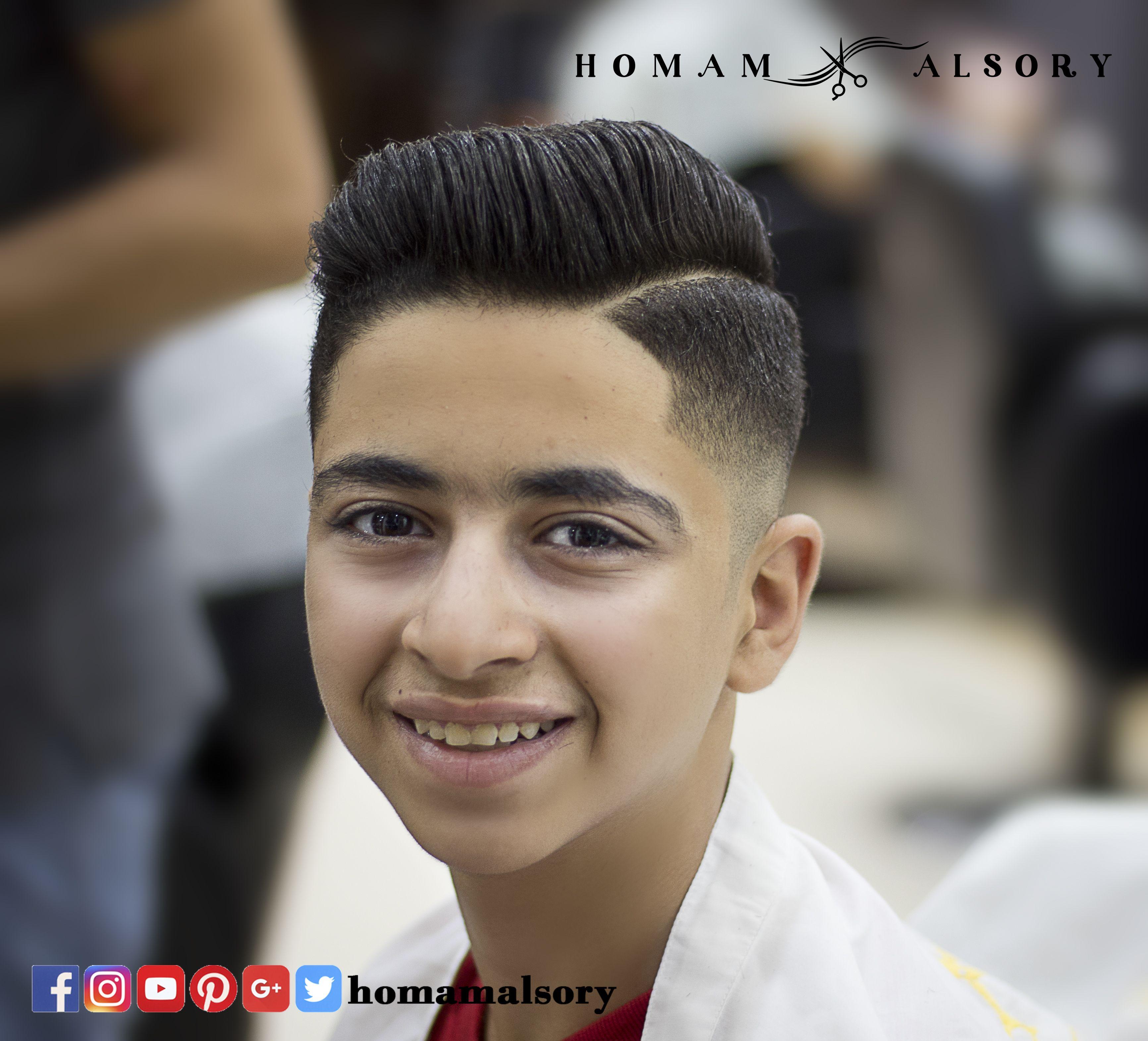 Homam Alsory Salon Prevention Facebook Sign Up Security