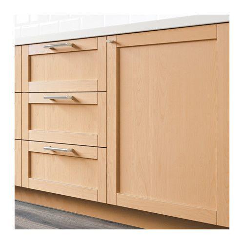 BJÖRKET Door IKEA You can choose to mount the door on the right or - fyndig k che ikea