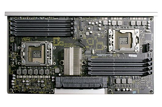 Board Processor Dual Without Processors Version 3 Mac Pro Mid 2010 820 2742 Mac Pro Mac Processor