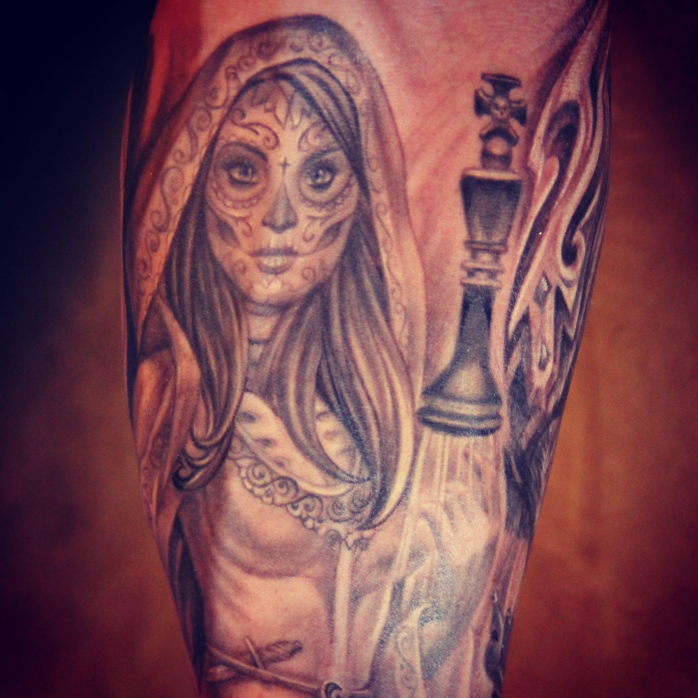 Tattoo by artist latisha wood orange county california for Tattoo artists orange county