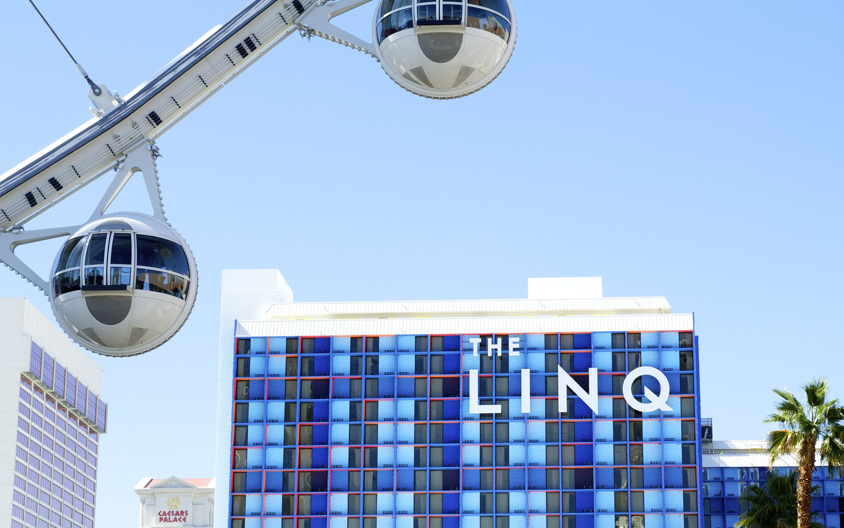 The Linq Hotel Casino Now Open After Complete Renovation Las