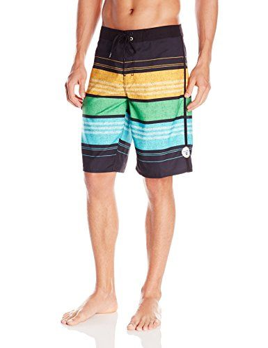 Billabong Men's Watershed Boardshort, Black, 38 <3 This is an Amazon Associate's Pin. Item can be found on Amazon website by clicking the VISIT button.