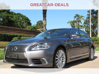 Lexus LS 460 460-NO RESERVE-39K MILES-FULLY SERVICED-BEST ON