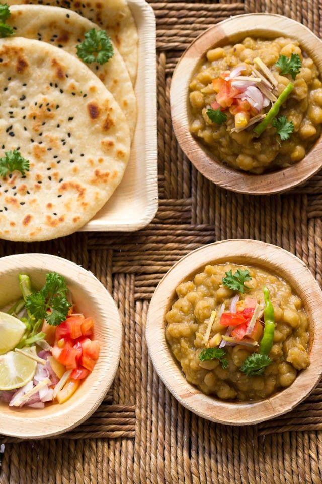 Matar kulcha recipe street food street and food naan forumfinder Images