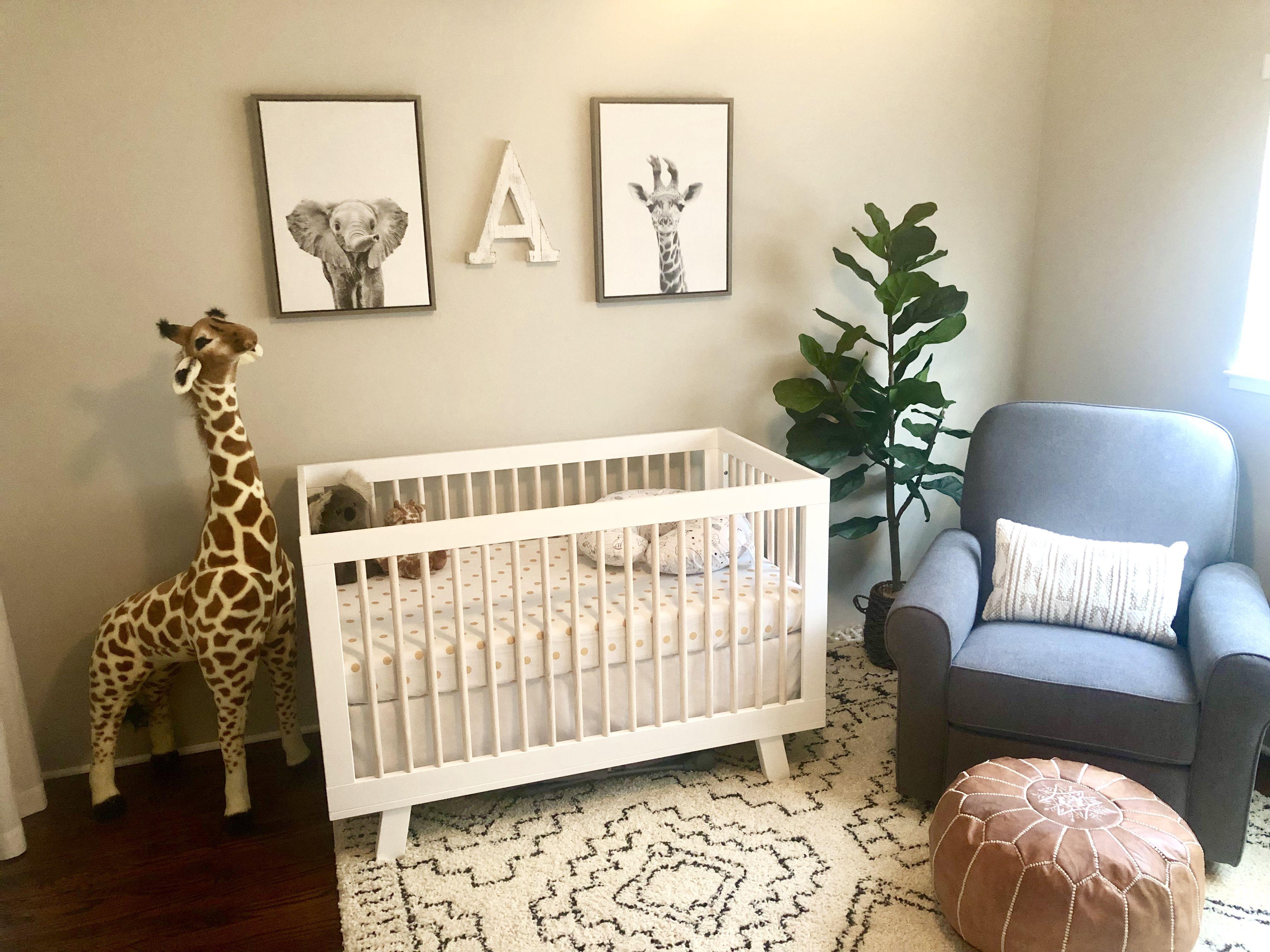 Baby Nursery Safari