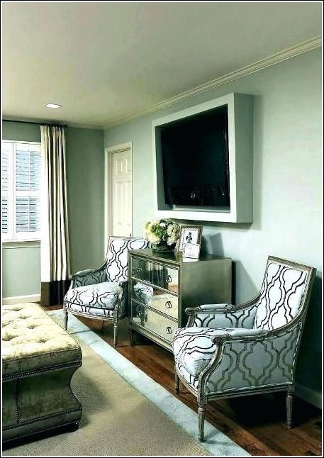 Living Room With Wall Mount Tv - Tv Wall Mount Designs For ...