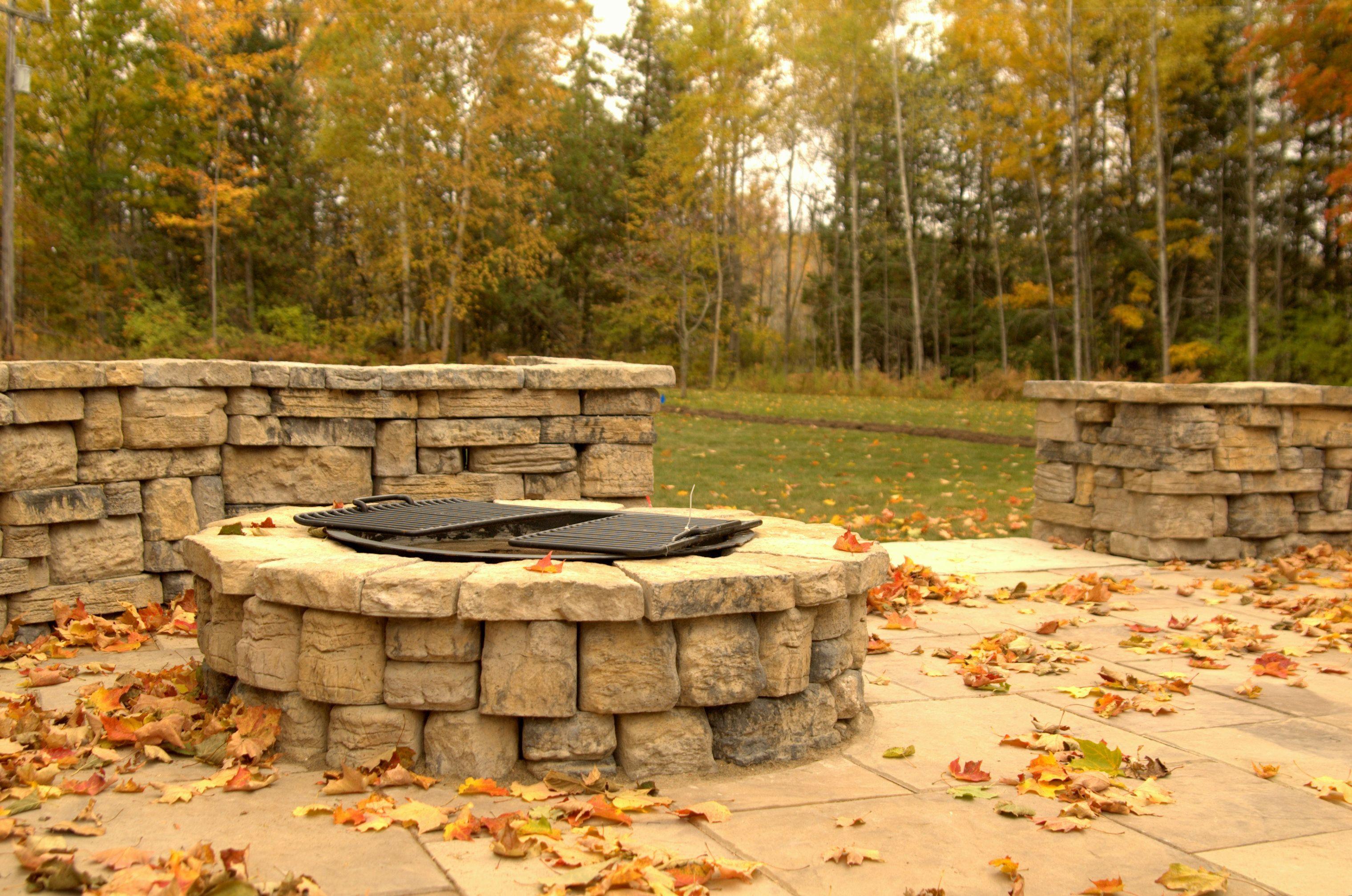 Michigan fire pits | Fire Pits | Pinterest