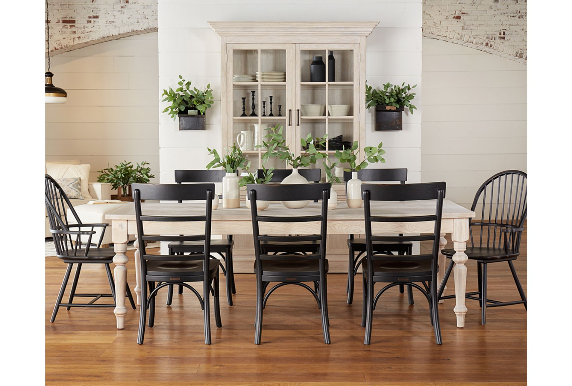 Magnolia Home Prairie Dining Table By Joanna Gaines Joanna Gaines Dining Room Magnolia Home Dining Table Interior Design Dining Room