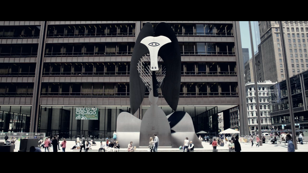 """""""Art in the City"""" por Spirit of Space (2013). Señala encima de la imagen para verla más grande."""