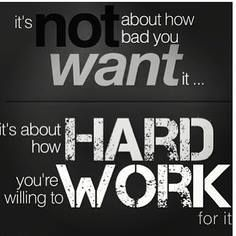 Attirant How Hard You Are Willing To Work For It Quotes Quote Fitness Workout  Motivation Exercise Motivate